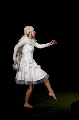 Anabelle spectacle Bretagne