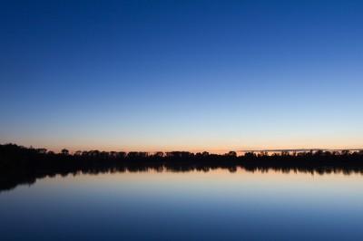 Lac reflection