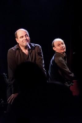 Gino Bilheur et Arnaud Romain
