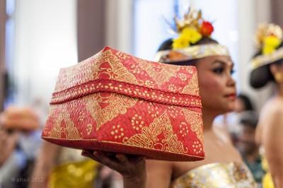 Boite a offrandes (Sokasi Banten)