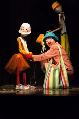 Clown Luzy Flor