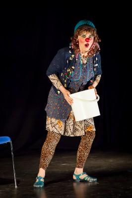 Clown Mireille